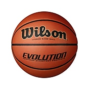 Wilson Sports Evolution Basketball, Brown (Wtbo516)