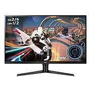 "LG UltraGear 32GK65B-B 32"" LED Monitor, Black/Red"