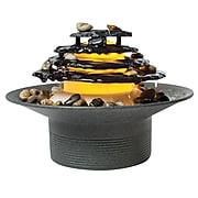 Homedics Mirra Zen Tabletop Relaxation Fountain (WFL-200GY)