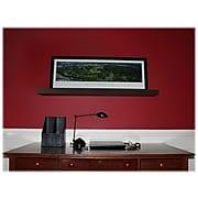 """Eden Grove MDF Mounted Shelf, 35.88"""", Espresso (0191827)"""