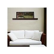 """Eden Grove MDF Mounted Shelf, 35.88"""", Espresso (9084650)"""