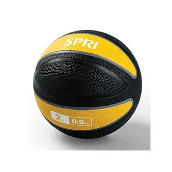 SPRI Xerball Medicine Ball, 4 lbs