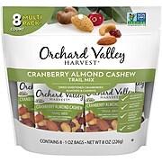 Orchard Valley Harvest Trail Mix, Cranberry Almond Cashew, 8 oz. (JOH13641)