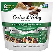 Orchard Valley Harvest Trail Mix, Chocolate Raisin Nut, 8 oz. (JOH13663)