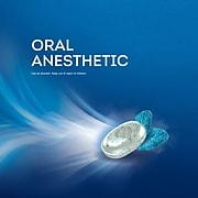 Vicks VapoCOOL Severe Sore Throat Medicated Drops, Winterfrost, 45/Pack (03968)