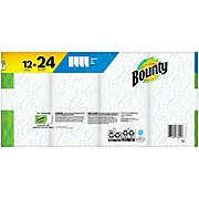 Bounty Select-A-Size Paper Towel, 2-Ply, 110 Sheets/Roll, 12 Rolls/Pack (76209)