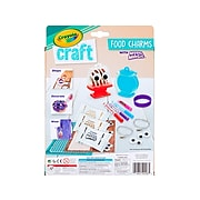 Crayola Food Charms Kit, 5-6 Years (57-0206)