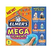 Elmer's Mega Slime Kit, Assorted Colors (2068082)