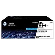 HP 85A Black Standard Yield Toner Cartridge, 3/Pack