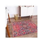 "Anji Mountain Rug'd Merida 36"" x 48"" Rectangular Chair Mat for Carpet & Hard Floor, Polyvinyl Chloride (AMB9001)"