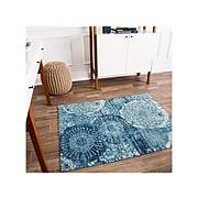 "Anji Mountain Rug'd Maldives 36"" x 48"" Rectangular Chair Mat for Carpet & Hard Floor, Polyvinyl Chloride (AMB9015)"