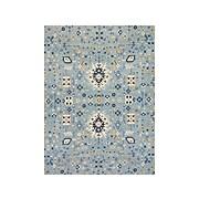 "Anji Mountain Rug'd Tabriz 36"" x 48"" Rectangular Chair Mat for Carpet & Hard Floor, Polyvinyl Chloride (AMB9004)"