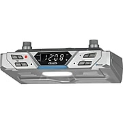 Jensen Voice-Controlled Wireless Music System, Silver (JAS-725)
