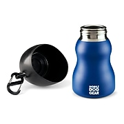 Mobile Dog Gear Dog Water Bottle, 9.5 Oz., Blue (MDG03-9)