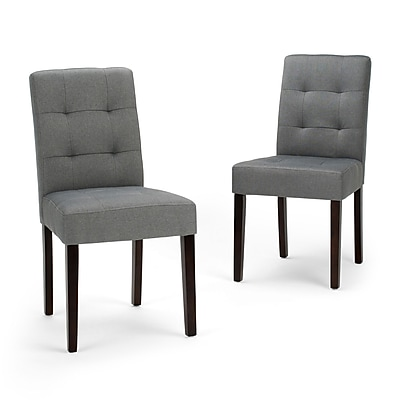 Simpli Home Andover Dining Chairs (AXCDCHR-004-GL)