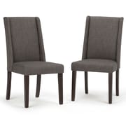 Simpli Home Sotherby Deluxe Dining Chairs (AXCDCHR-002-GL)