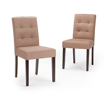 Simpli Home Andover Dining Chairs (AXCDCHR-004-NL)