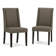 Simpli Home Sotherby Deluxe Dining Chairs (AXCDCHR-002-LML)