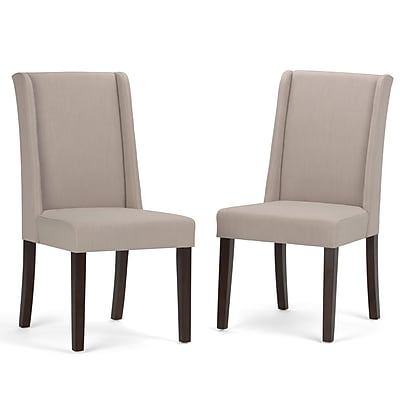 Simpli Home Sotherby Deluxe Dining Chairs (AXCDCHR-002-NL)
