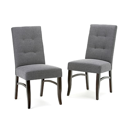 Simpli Home Ezra Deluxe Dining Chairs (AXCDCHR-003-GL)
