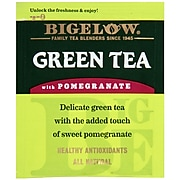 Bigelow, Green Tea with Pomegranate, 28/Box (RCB10363)