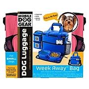 Mobile Dog Gear Week Away Tote Bag, Pink (ODG28)
