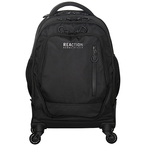 0bcd4e018573 Kenneth Cole Reaction 4-Wheeled Double Compartment Computer Backpack