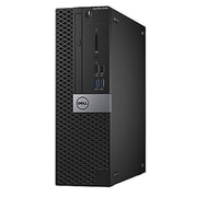 Dell™ OptiPlex 5050 Intel Core i5-7500T 500GB HDD 4GB RAM Windows 10 Pro SFF Desktop Computer