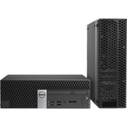 Dell™ OptiPlex PX8WD 7050 SFF Intel Core i5-7500 500GB HDD 8GB RAM WIN 10 Pro Desktop PC with AMD Radeon