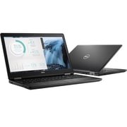 "Dell™ Latitude X1W6W 5580 15.6"" Laptop, LCD, Core i7-7820HQ, 256GB SSD, 16GB RAM, WIN 10 Pro, Black"