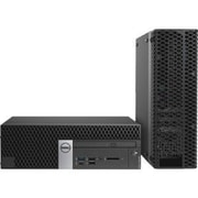 Dell™ OptiPlex XHJR4 7050 SFF Intel Core i7-7700 500GB HDD 8GB RAM WIN 10 Pro Desktop PC with Intel HD Graphics