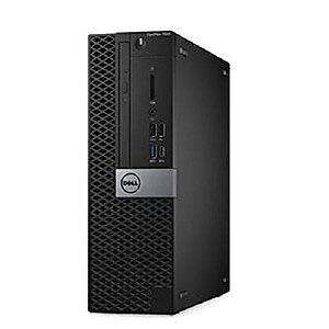 Dell™ OptiPlex 2MDPW 7050 SFF Intel Core i7-7700 500GB HDD 8GB RAM WIN 10 Pro Desktop PC with AMD Radeon Graphics