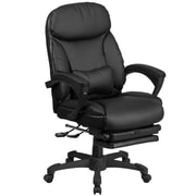 Flash Furniture High Back Leather Executive Reclining Swivel Chair (BT90506H)