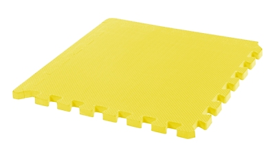 IRIS® 18.3 x 18.3 Inch Thick Joint Mat, 4-pack, Yellow
