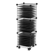 IRIS® Scrapbook Organizer Cart