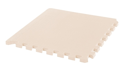 IRIS® 18.3 x 18.3 Inch Thick Joint Mat, 4-pack, Cream