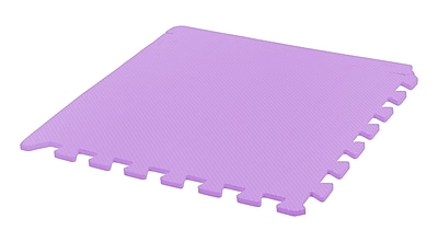 IRIS® 18.3 x 18.3 Inch Joint Mat, 4-pack, Purple