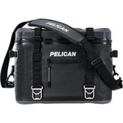 Pelican Elite Soft Cooler, 24 Can (SOFT-SC24-BLK)
