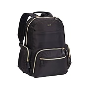 KENNETH COLE REACTION Laptop Backpack, Solid, Black (5714555)