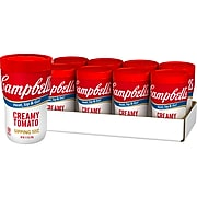 Campbell's On The Go Creamy Tomato Soup, 11.1 Oz., 8/Pack (14981)
