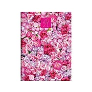 """2021 TF Publishing 7.5"""" x 10.25"""" Planner, Pink Peony Party, Multicolor (21-4216)"""