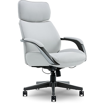 Beautyrest Colton Bonded Leather Executive Chair