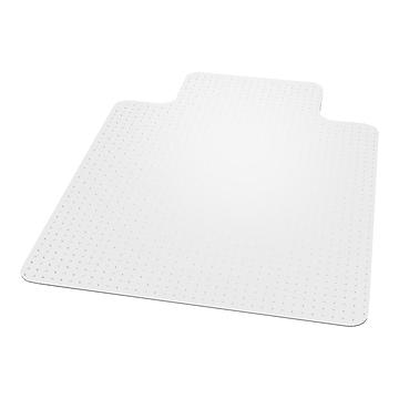 "Staples® 36"" x 48'' Chair Mat for Low Pile Carpet with Lip, Vinyl (20229-CC)"