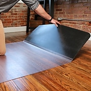 """ES ROBBINS® 45"""" x 53'' Sit or Stand Mat® for Hard Floors with Built-in Anti-Fatigue, Vinyl (ESR184603)"""