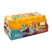 V8 Splash Juice Variety Pack, 12 oz, 18/Pack (900-00054)