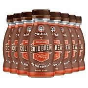 Califia Farms Cold Brew with Almond Milk Mocha Noir 10.5 oz, 8/Pack (902-00446)