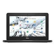 "Dell Chromebook 3100 11.6"", Intel Celeron, 4GB Memory, 32 GB eMMC, Google Chrome (H5CRW)"