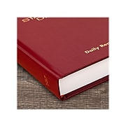 """2021 AT-A-GLANCE 5"""" x 7.5"""" Planner, Standard Diary, Red (SD387-13-21)"""