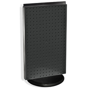 "Azar Displays 22"" x 13.5"" 2-Sided Pegboard Counter Unit"