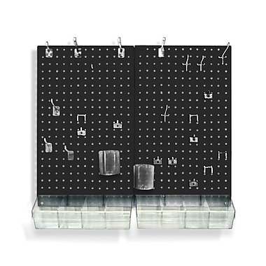 Azar Displays Pegboard Organizer Kit